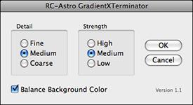 GradientXTerminator